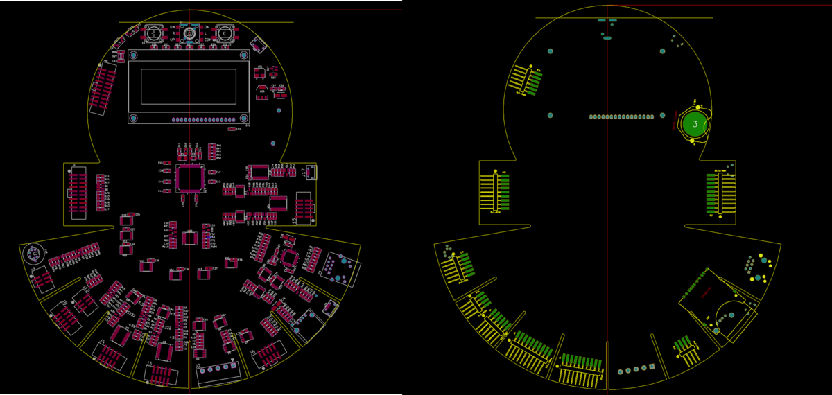 draft-pcb-parts-placement